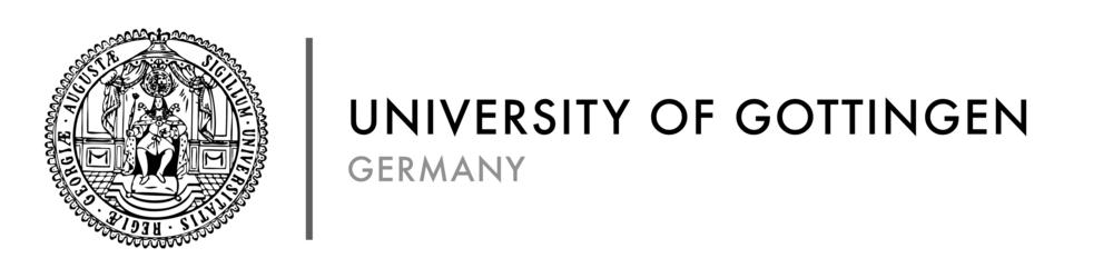 University of Gottingen, Gottingen, Germany.